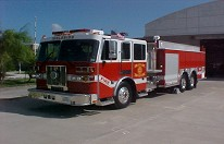 Picture of Tender/Engine 140, a 2003 Sutphen