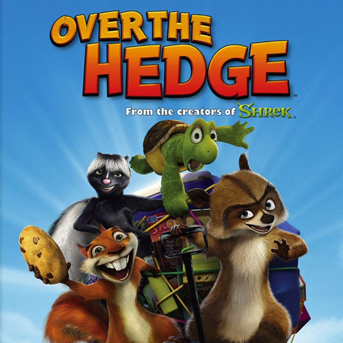 Movie In The Park Over The Hedge