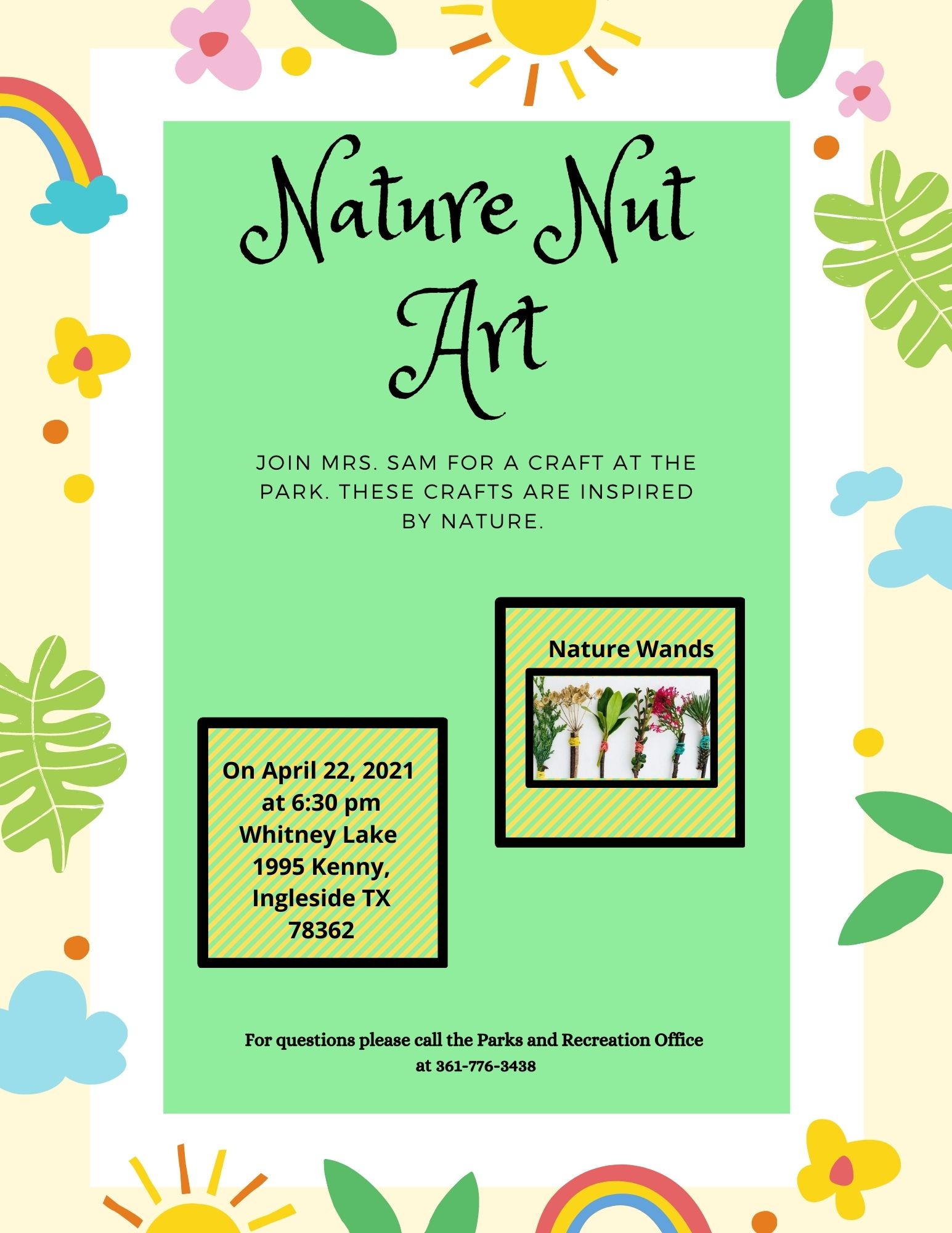 Nature Nut Flyer